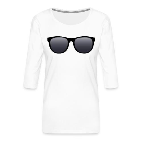 Ausländer - Frauen Premium 3/4-Arm Shirt