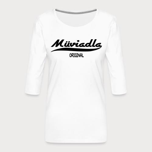 Mühlviertel - Frauen Premium 3/4-Arm Shirt