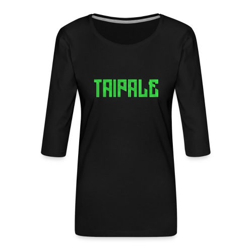 Taipale - Naisten premium 3/4-hihainen paita