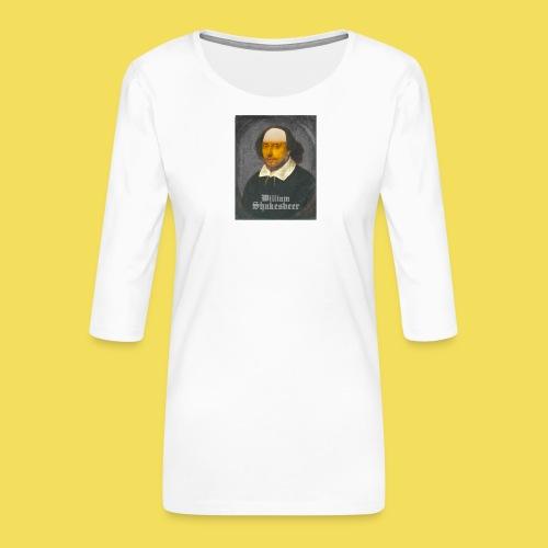 Shakesbeer - Frauen Premium 3/4-Arm Shirt
