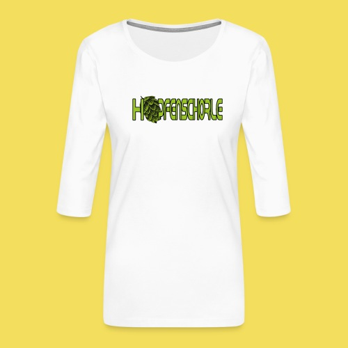 Hopfenschorle - Frauen Premium 3/4-Arm Shirt