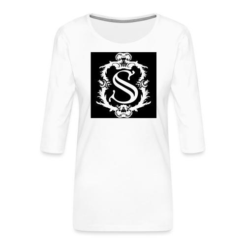 salvatore's - Women's Premium 3/4-Sleeve T-Shirt