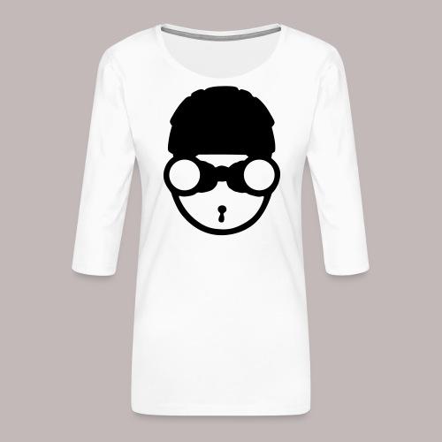 Peeper Splash - Frauen Premium 3/4-Arm Shirt