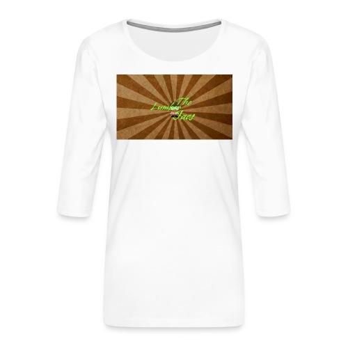 THELUMBERJACKS - Women's Premium 3/4-Sleeve T-Shirt