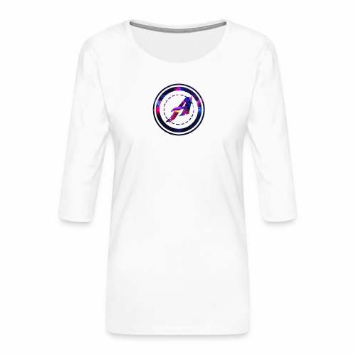 Limited Edition Logo - Frauen Premium 3/4-Arm Shirt