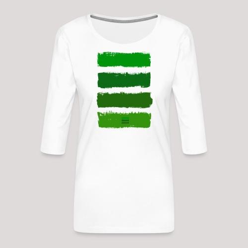 MK 22 - Women's Premium 3/4-Sleeve T-Shirt