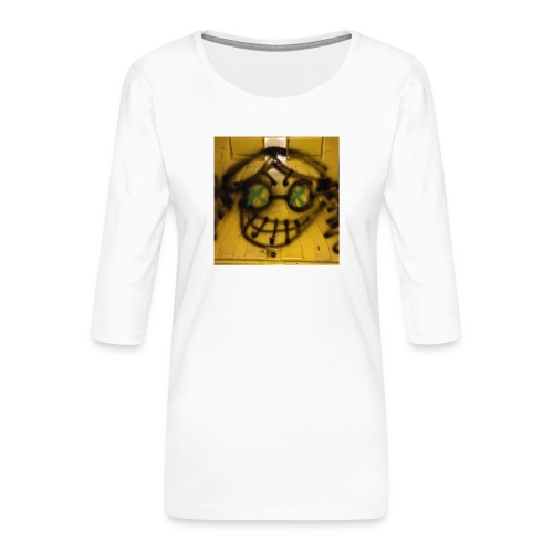 fox 3 - T-shirt Premium manches 3/4 Femme