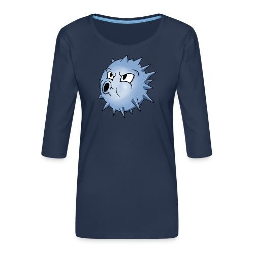 BLOWFISH! - Dame Premium shirt med 3/4-ærmer