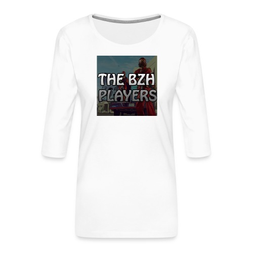 T-Shirt The BloYd - T-shirt Premium manches 3/4 Femme