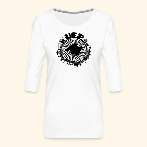 UEP - Women's Premium 3/4-Sleeve T-Shirt