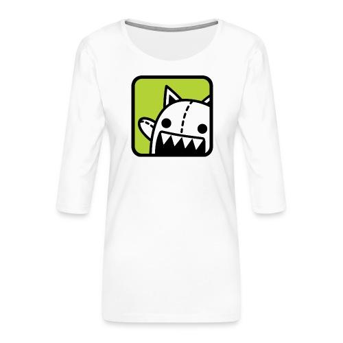 Legofarmen - Premium-T-shirt med 3/4-ärm dam