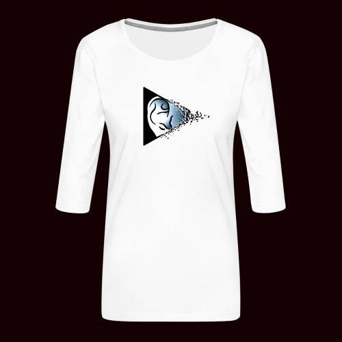 Play - Frauen Premium 3/4-Arm Shirt