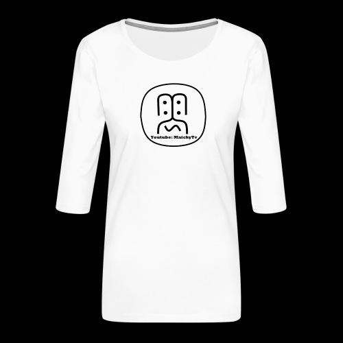 MaickyTv Merch - Frauen Premium 3/4-Arm Shirt