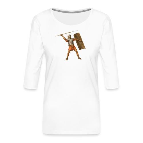 Legionista | Legionary - Koszulka damska Premium z rękawem 3/4