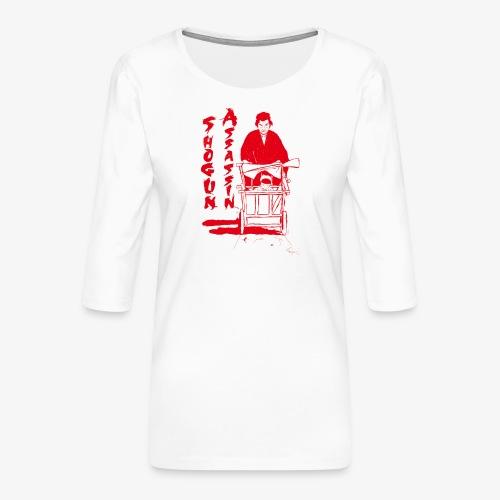 BabyCart (Shogun Assassin) by EglanS. - T-shirt Premium manches 3/4 Femme