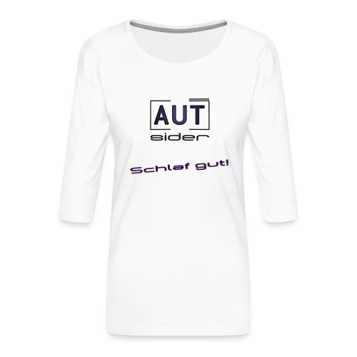 Avatarp png - Frauen Premium 3/4-Arm Shirt