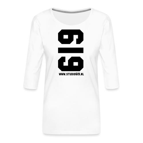 TANK TOP - Vrouwen premium shirt 3/4-mouw