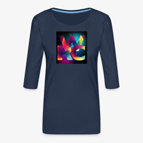 WeaRCore - T-shirt Premium manches 3/4 Femme