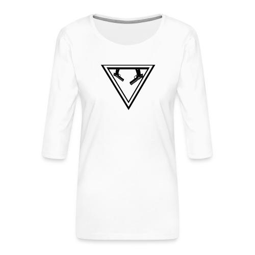 Surrender - Women's Premium 3/4-Sleeve T-Shirt