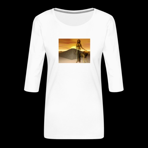 FANTASY 1 - Frauen Premium 3/4-Arm Shirt