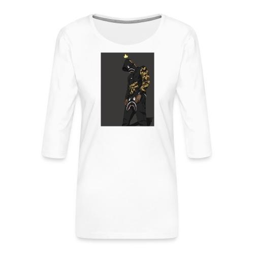 Swag - Women's Premium 3/4-Sleeve T-Shirt