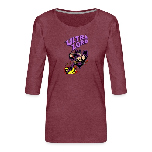 Sheen s Ultra Lord - Naisten premium 3/4-hihainen paita