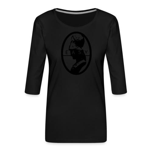 ATENA - Maglietta da donna premium con manica a 3/4