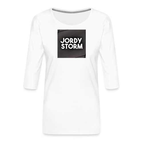 Storm Disign - Vrouwen premium shirt 3/4-mouw