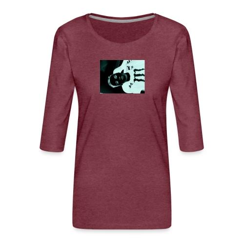 Mikkel sejerup Hansen T-shirt - Dame Premium shirt med 3/4-ærmer