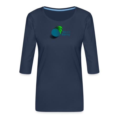berry - Women's Premium 3/4-Sleeve T-Shirt