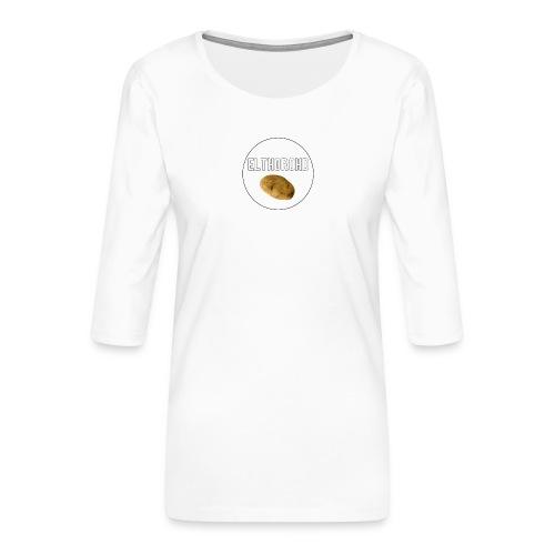 ElthoroHD trøje - Dame Premium shirt med 3/4-ærmer