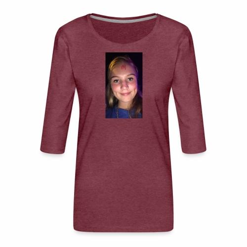 Anouktzj - Vrouwen premium shirt 3/4-mouw