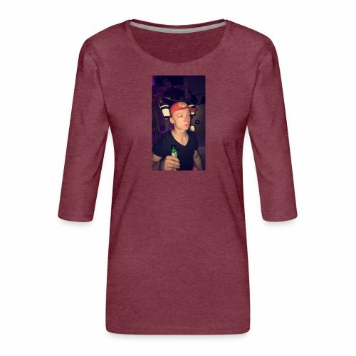 Jiptjz - Vrouwen premium shirt 3/4-mouw