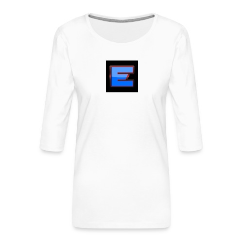 Epic Offical T-Shirt Black Colour Only for 15.49 - Women's Premium 3/4-Sleeve T-Shirt