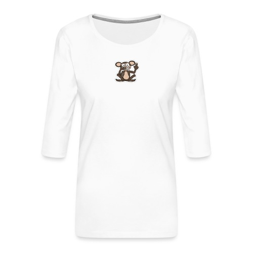 aap - Vrouwen premium shirt 3/4-mouw