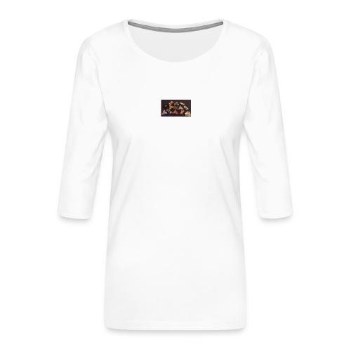 Jaiden-Craig Fidget Spinner Fashon - Women's Premium 3/4-Sleeve T-Shirt