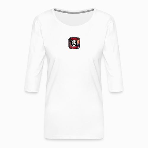 Always TeamWork - Vrouwen premium shirt 3/4-mouw