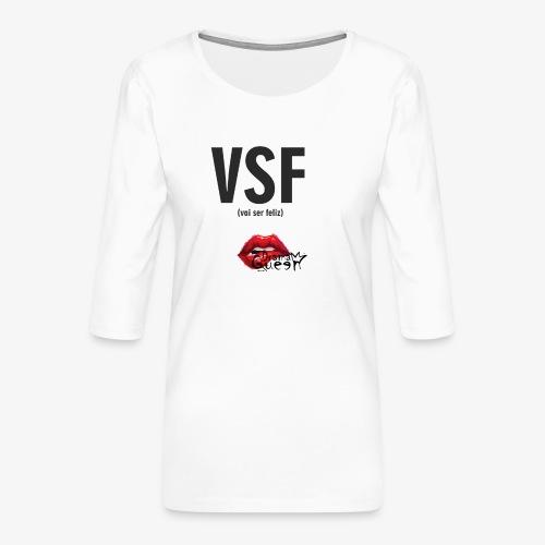 VSF - Women's Premium 3/4-Sleeve T-Shirt