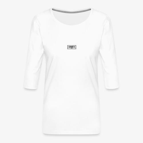 LOVER'S - T-shirt Premium manches 3/4 Femme