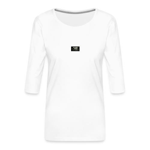 hqdefault - Koszulka damska Premium z rękawem 3/4