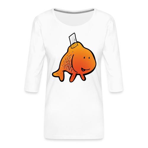 JOKE - T-shirt Premium manches 3/4 Femme