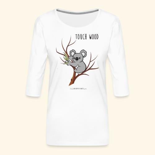 koala's tree - T-shirt Premium manches 3/4 Femme