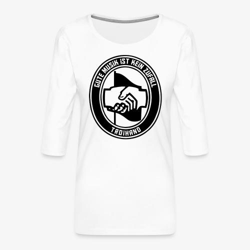 Logo Troihand - Frauen Premium 3/4-Arm Shirt
