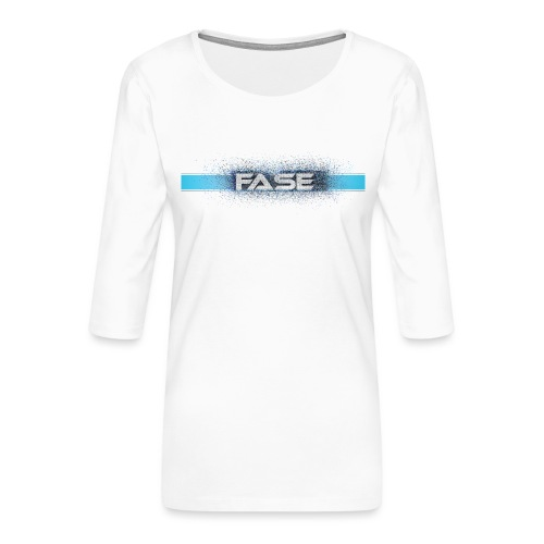 FASE - Women's Premium 3/4-Sleeve T-Shirt