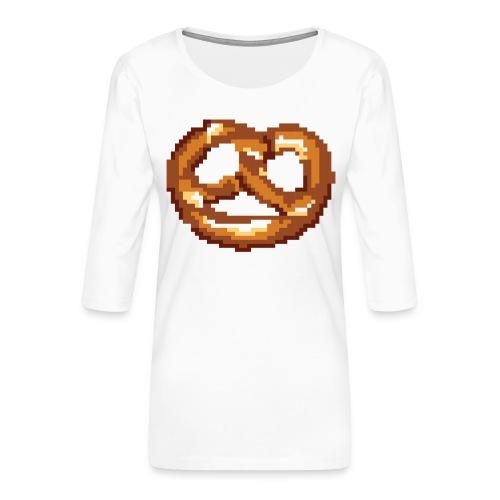 Coole Breze - Frauen Premium 3/4-Arm Shirt