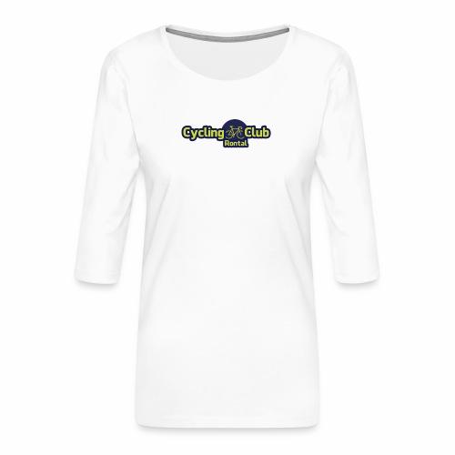 Cycling Club Rontal - Frauen Premium 3/4-Arm Shirt