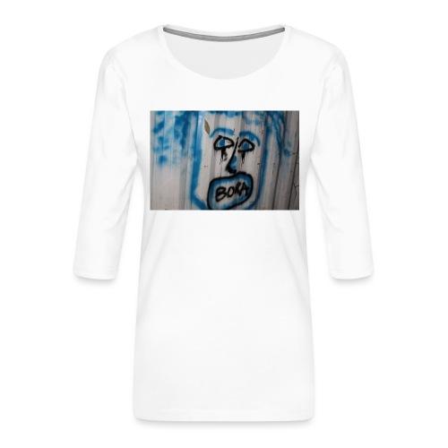 fox 2 - T-shirt Premium manches 3/4 Femme