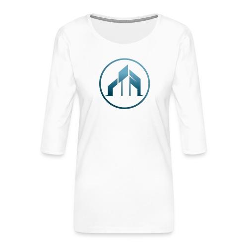 praise community church - Naisten premium 3/4-hihainen paita