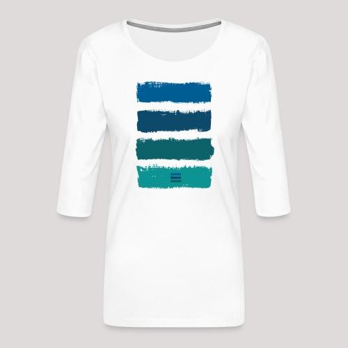 MK 21 - Women's Premium 3/4-Sleeve T-Shirt