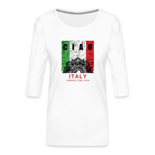 Maglietta ESTATE 2020 - Women's Premium 3/4-Sleeve T-Shirt